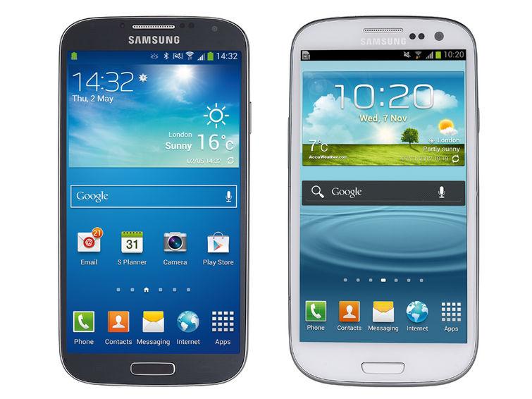 Galaxy S3 S4