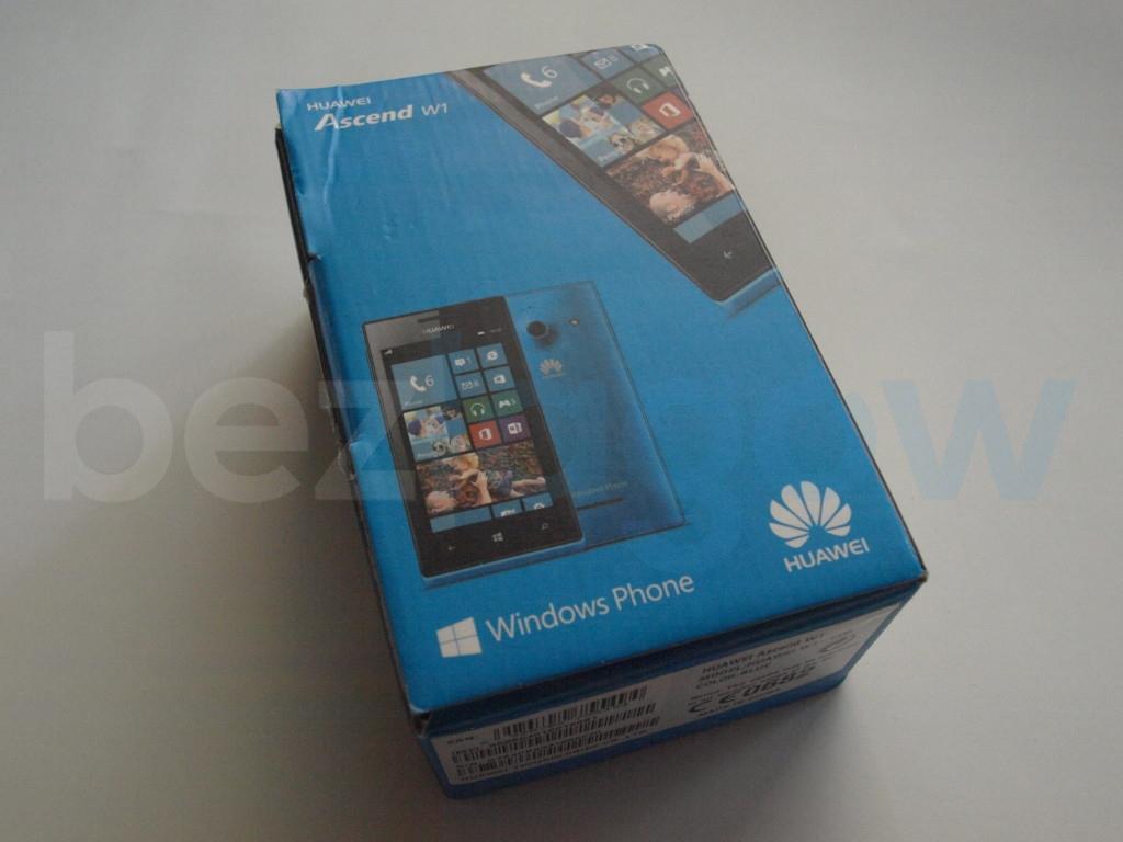Huawei W1