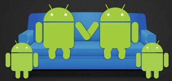 Rodzina Androida
