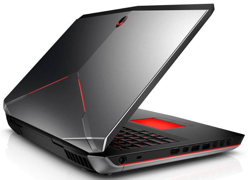 """Gamingowy laptop o przekątnej ekranu 17"""""""