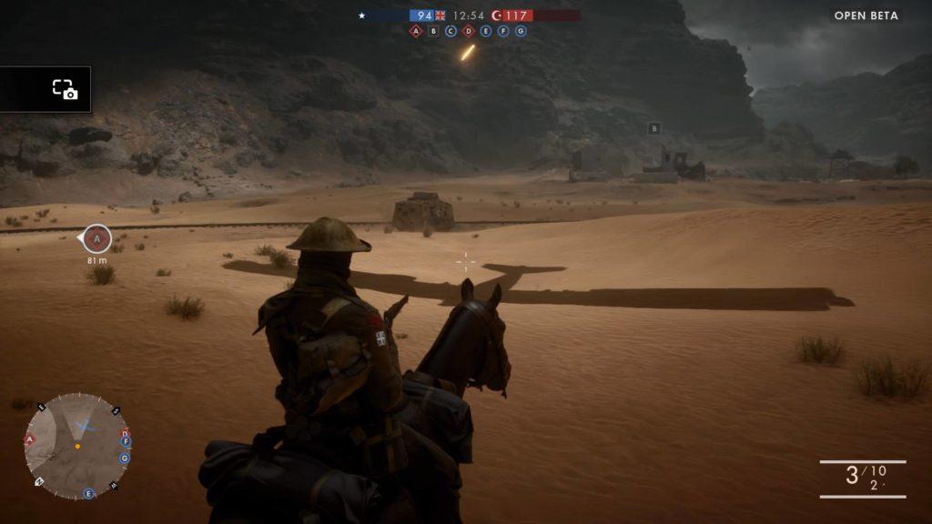 Battlefield 1 Beta 1
