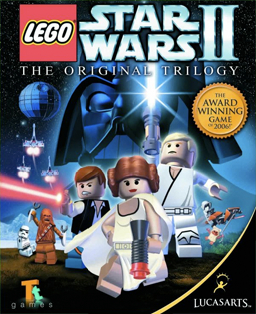 10. LEGO Star Wars II: The Original Trilogy