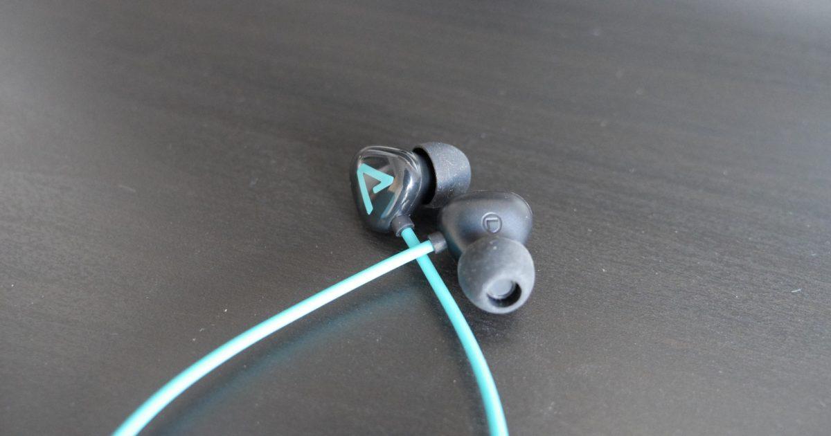 LAMAX Tips1 - recenzja słuchawek dla aktywnych